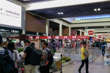 Layanan Don Mueang Airport
