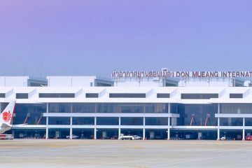 Don Mueang Thailand